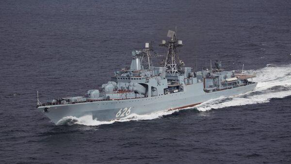 Destroyer Vice-Amiral Koulakov - Sputnik France