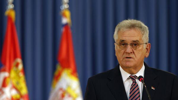 Tomislav Nikolic, président serbe - Sputnik France