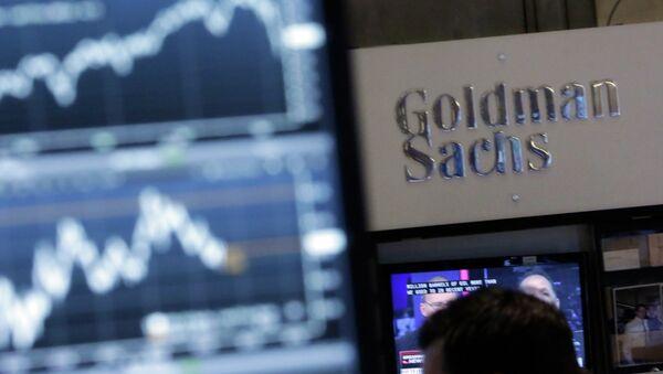 Goldman Sachs - Sputnik France