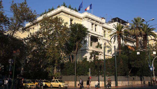 Ambassade de France à Athènes - Sputnik France