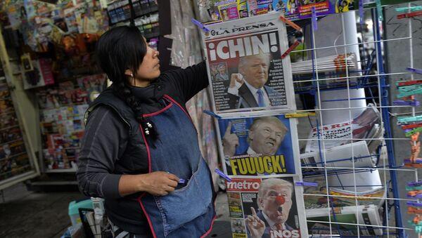 Un kiosque à journaux - Sputnik France