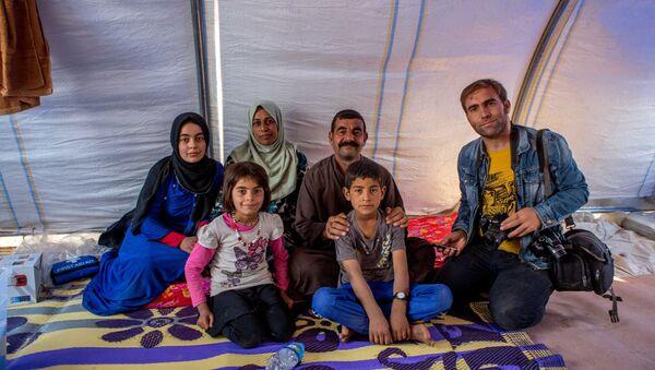Comment les Kurdes-chabacks de Mossoul ont été traqués par Daech - Sputnik France