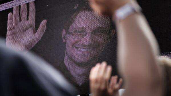 Edward Snowden - Sputnik France
