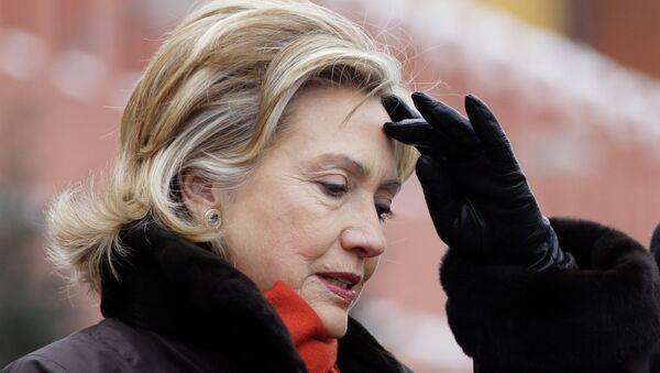 Hillary Clinton in Moskau - Sputnik France