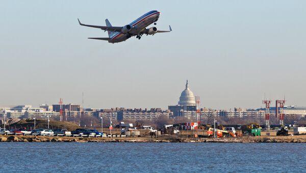 un avion d'American Airlines (image d'illustration) - Sputnik France