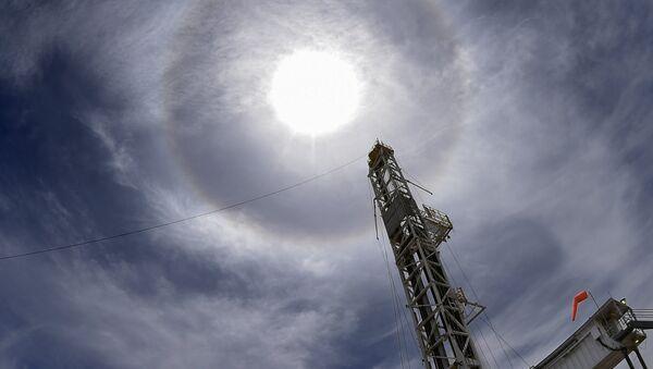 Oil drilling  - Sputnik France