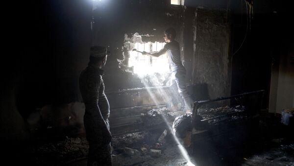 1.000 détenus d'une prison souterraine de Daech libérés - Sputnik France