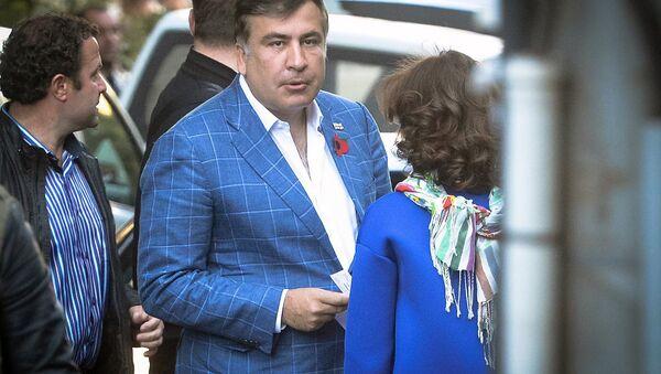 Mikhaïl Saakachvili - Sputnik France