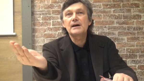 François-Bernard Huyghe, directeur de recherche à l'IRIS - Sputnik France