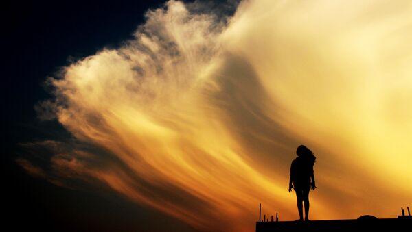 Petite fille, image d'illustration - Sputnik France