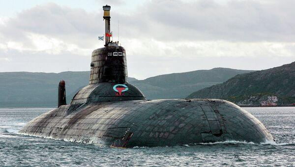 Les sous-marins nucléaires lourds du projet 941 Akoula - Sputnik France