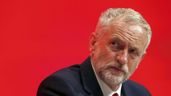 Jeremy Corbyn, le chef du Parti travailliste - Sputnik France