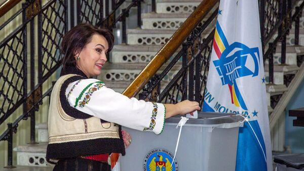 Второй тур президентских выборов в Молдавии - Sputnik France