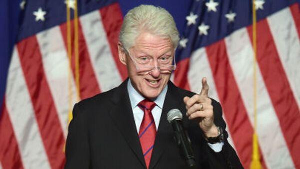 L'ex-Président américain Bill Clinton - Sputnik France