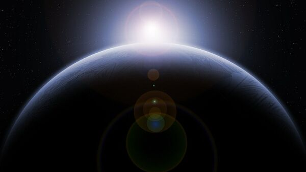 Земля - Sputnik France