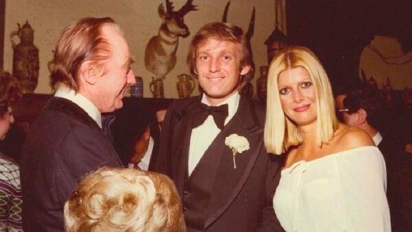 L'album de famille de Donald Trump - Sputnik France