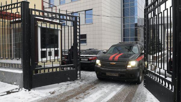 Ситуация у СК РФ и Минэкономразвития в связи с задержанием А. Улюкаева - Sputnik France