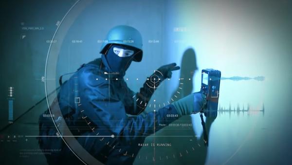 Le radar dernier cri l'armée russe verra des ennemies à travers les murs - Sputnik France