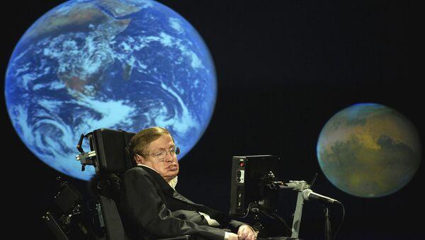 Stephen Hawking - Sputnik France