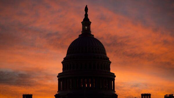 Congrès des États-Unis (image d'archive) - Sputnik France