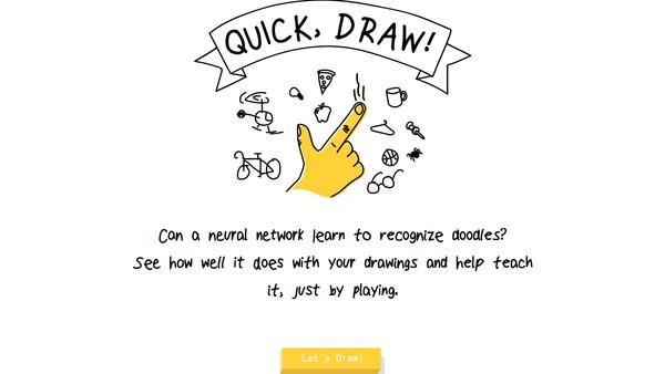 Le jeu interactif de Google Quick Draw - Sputnik France