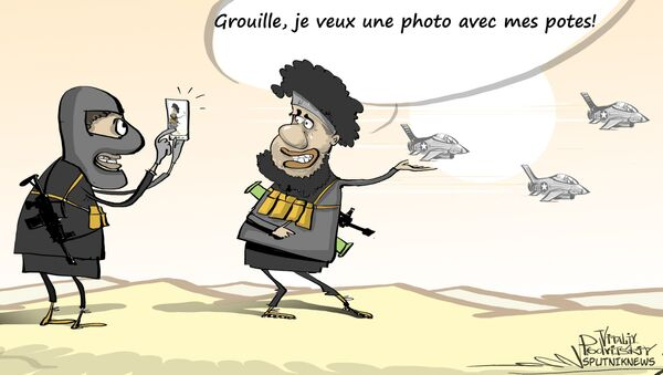 Des amis haut placés - Sputnik France