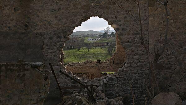 le Haut-Karabagh, image d'archives - Sputnik France