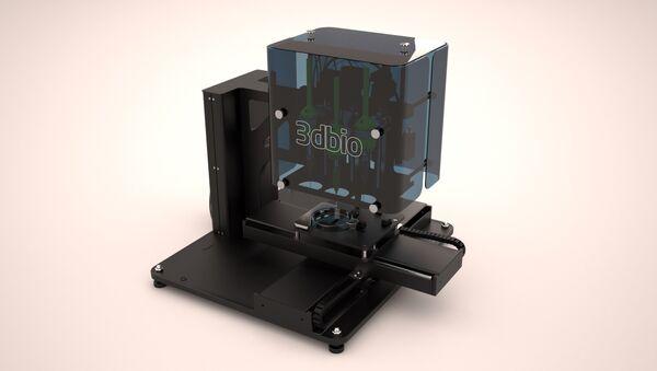 Imprimante 3D bio russe - Sputnik France