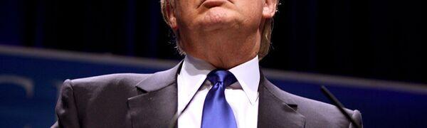 Donald Trump - Archivfoto - Sputnik France