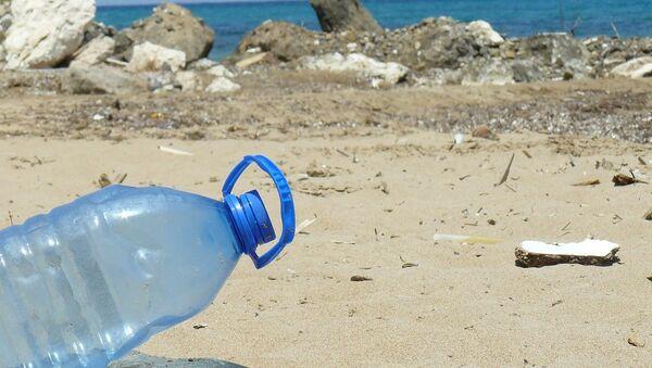 bouteille en plastique - Sputnik France