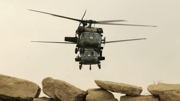 Des hélicoptères américains près de Mossoul - Sputnik France
