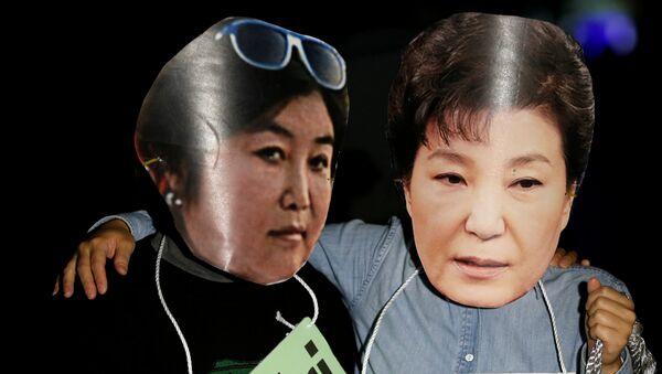La présidente de la Corée du Sud face va-t-elle être destituée? - Sputnik France