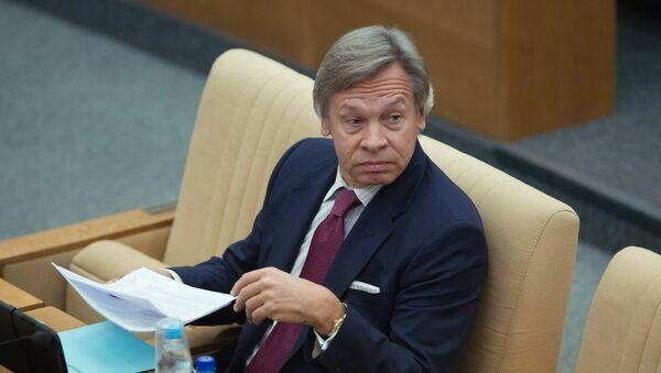 Le sénateur Alexeï Pouchkov - Sputnik France