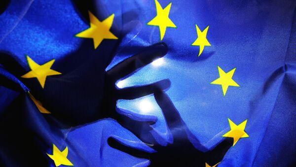 La bandera de la UE - Sputnik France