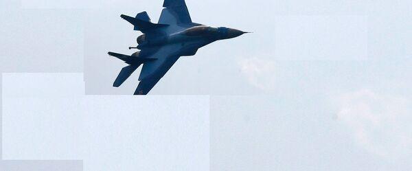 Полет палубного истребителя МиГ-29К - Sputnik France