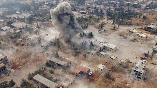 جنوب غرب حلب، سوريا - Sputnik France