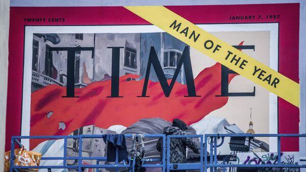 Time - Sputnik France