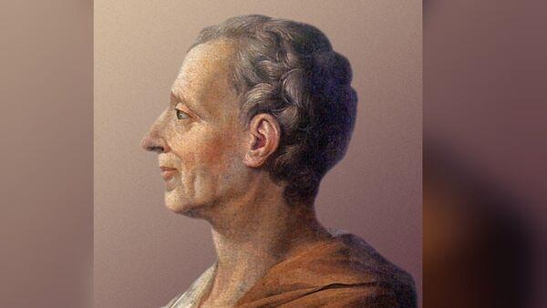 Charles-Louis de Secondat Montesquieu - Sputnik France