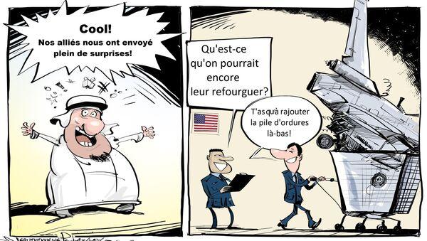Une offre qu'on ne peut pas refuser - Sputnik France