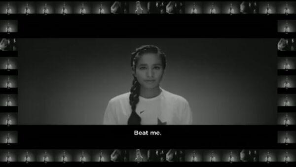 Initiative #BeatMe: les femmes lancent un défi à la violence - Sputnik France