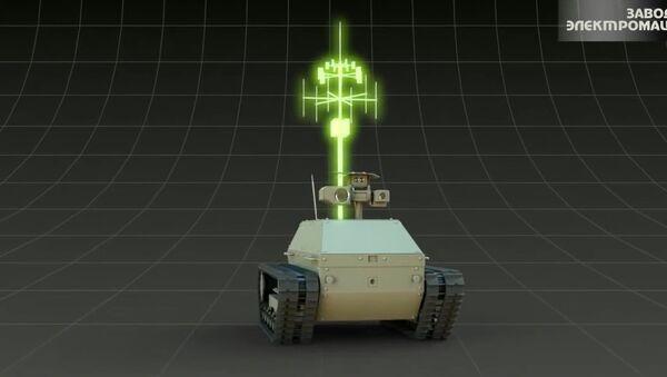 Radar antidrones - Sputnik France