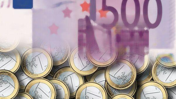 L'euro, plus favorable à l'Allemagne qu'à la France? - Sputnik France