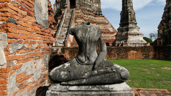 Les ruines sacrées d'Ayutthaya - Sputnik France