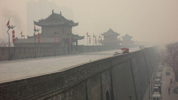 La ville chinoise de Xi'an - Sputnik France