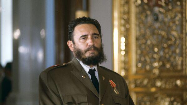 Fidel Castro - Sputnik France