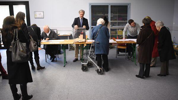 Second tour de la primaire de la droite et du centre en France - Sputnik France