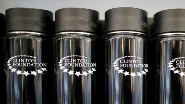 Fondation Clinton - Sputnik France