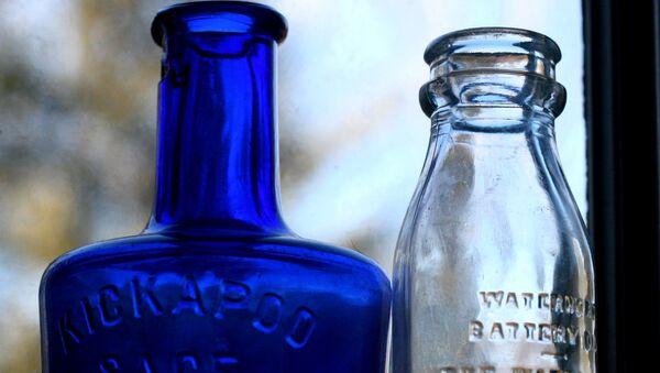 Des bouteilles en verre - Sputnik France