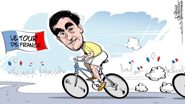 Fillon vainqueur - Sputnik France