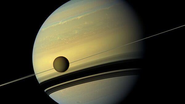 Titan, un paradis pour les compagnies pétrolières - Sputnik France